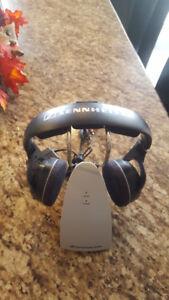Sennheiser wireless headphones 100$ OBO