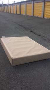 Double BoxSpring ONLY **Delivery Included**