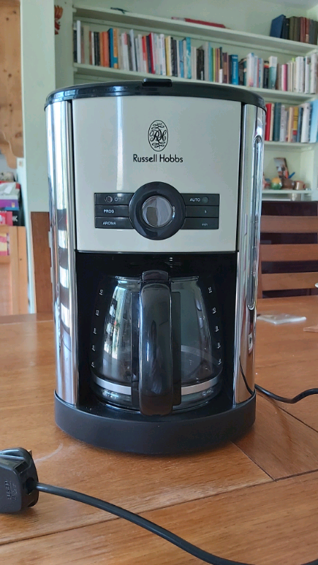 Russell Hobbs Coffee Machine In Witney Oxfordshire Gumtree