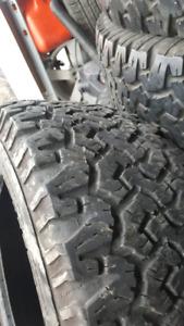 LT305/65/R18 BFG ko all terrain tires