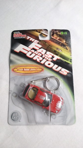 RACING CHAMPIONS ACURA INTEGRA THE FAST THE FURIOUS KEYCHAIN
