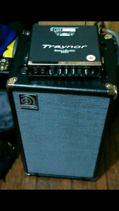 Bass head and cab