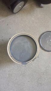 REZ Solid/Semi-Transparent Stain, 3.78-L