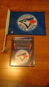 Toronto Bluejays car flag and sign new