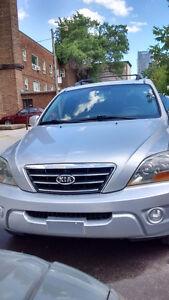 2007 Kia Sorento SUV, Crossover