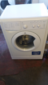 Indesit Washing Machine Free delivery and disinfecting