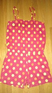 Girls summer clothing Size 7/8 and Size 10