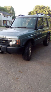 2004 Land Rover Discovery Sedan