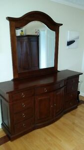 Dresser and Wardrobe/TV Cabinet