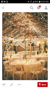 Looking for Barn or outside wedding venue!