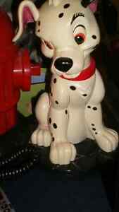 101 Dalmations, Mickey Mouse and Sprout Phones Cambridge Kitchener Area image 3