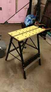 Clamping work table for sale