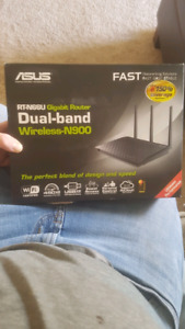 Dual Band Wireless Router