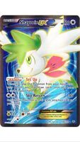 Looking for Shaymin ex 106