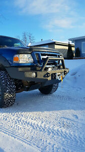 Custom 4x4  bumpers and Accesories