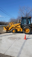 WANTED >>>> PART -TIME BACKHOE OPERATOR