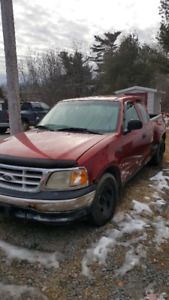 1999 Ford F-150 Flair Side Rear wheel drive