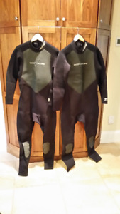 2 x Body Glove Wet Suites for sale