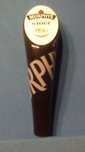 Collectable Murphy's Stout draft tap handle.
