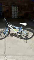 Ladies Nakamura 6.1 Solano Double Suspension Mountain BIke 17.5`