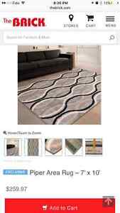 7'x10' Area Rugs - 2 rugs