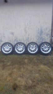 "215 45 17 "" for sale ADR Racing Rims"