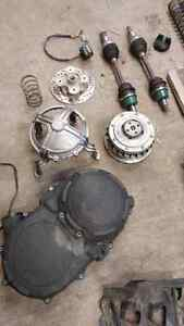 Grizzly 700 parts