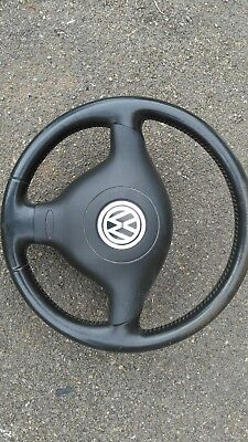 vw golf steering wheel airbag