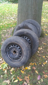 205/70/15 tires on rims