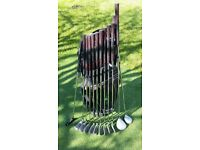 Howson golf clubs full set