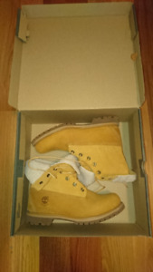 Timberland Boots In Box