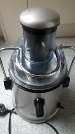 MOULINEX The Juice Machine Maker Pe4fect Working Order