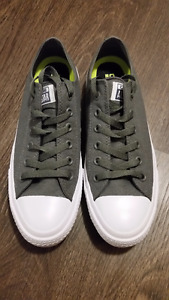 Converse Chuck Taylor All Star II - Thunder/White W9/M7