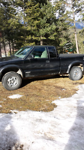 2002 Chevy  S10 truck