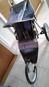 Poussette In Step trois roues 3 roues Stroller jogging