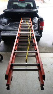 24' CSA Approved Ladder