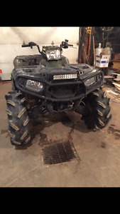 Sportsman 850 with lots of extras!!