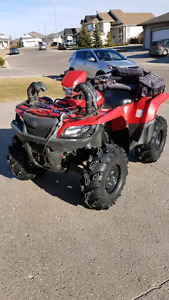 2008 Suzuki King Quad 750AXi