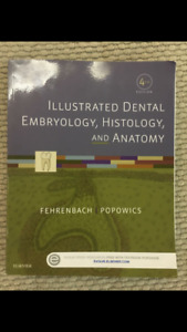 Dental Hygiene Fehrenbach Histology Textbook