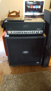 Peavey 6534+ and 6505 cab