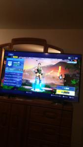 Television neuve 55 pouce sharp aquos 4k smart