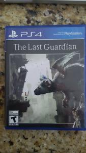Last Guardian PS4