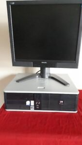 HP Compaq dc5700 Small Form Factor Computer