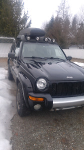 Jeep liberty Renegade 2004