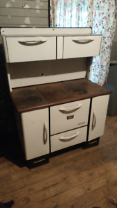 New price! Wood Cookstove - please use this updated email!