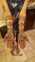 Henna / Mehndi Artist Professional