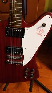 ( Gibson ) epiphone firebird limited edition custom shop reissue