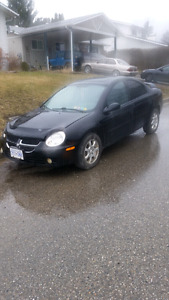 04 Dodge neon for sale