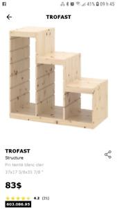 Rangement IKEA Trofast pour enfant