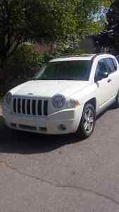2008 Jeep Compass SUV, Crossover